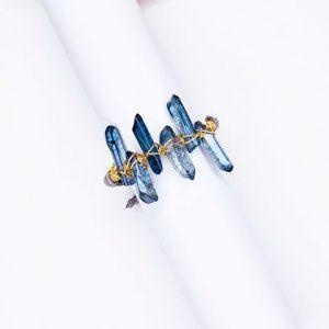 Iceberg Blue Quartz Bracelet